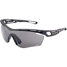 Rudy Project Tralyx Slim Cykelbriller, matte black - rp optics smoke black